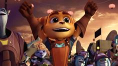 Ratchet And Clank Animated Film Gets New Poster