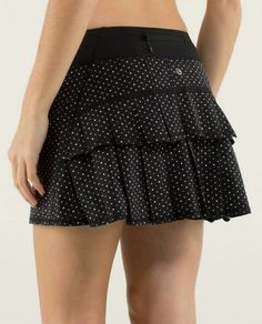 07e6b5563 Lululemon Run: Pace Setter Skirt (Tall) *2-way Stretch $58.00 Chevron
