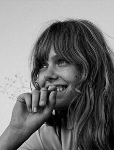 Frida Gustavsson By Stefan Heinrichs For Glamour France