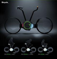 Biciclette strane e originali