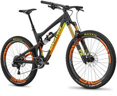 Santa Cruz Bicycles New Nomad colours are super sex bangs!