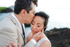 Romantic Outdoor Fall Wedding at Kukahiko Estate | Makena, HI