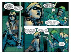 I love Harley Quinn