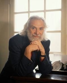 French Singer Georges Moustaki