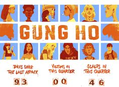 gung ho comic - Google Search