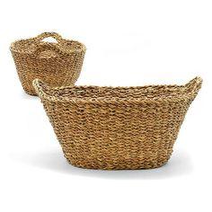 Basket Gift Decor (34 x 22,5 x 48 cm)