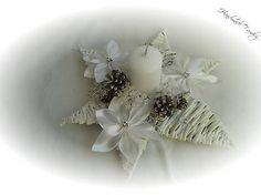 HandmadeFamily / Vianočnà bielà hviezda