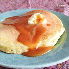ホットケーキ レシピ 小麦粉