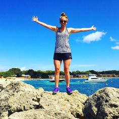 Rottnest Island!! Over the past five days I have walked over 140kms....... Ahhhhhh and ridden over 40kms #perth #holidays #island #rottnestisland #wa #bbg #bbggirls #bbgsisters #bbgworkout ##instapic #instafit #lornajaneactive #lornajane #workout #workhard #workoutwear #bike #kaylasarmy #deathbykayla #health #happiness #healthies2016 #healthyliving #family #fitaholic #fitbitches #fitspo by lifestyleby_sj http://ift.tt/1L5GqLp