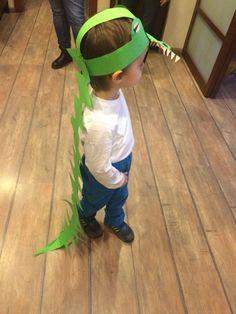 crocodile costume diy