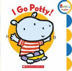 I Go Potty by Emily Bolam