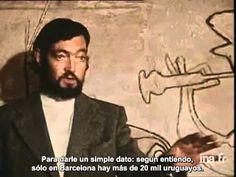 Julio Cortázar presenta el Museo de la Solidaridad Salvador Allende en Francia (durante el periodo de la dictadura de Augusto Pinochet)