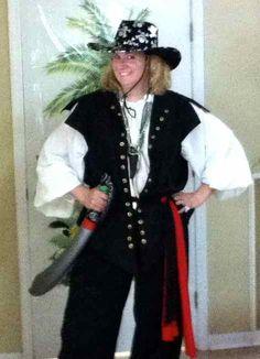 Captain Linda - Best Looking Pirate I've ever met!