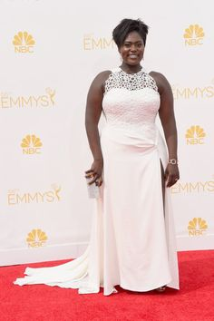 Pin for Later: The Small Screen's Hottest Stars on the Emmys Red Carpet! Danielle Brooks