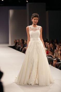 Anne Barge wedding dress Fall 2013 bridal Victorie