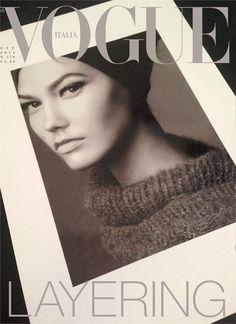Vogue Italia October 2014 Issue
