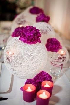 Balloons for Wedding Decorations | http://memorableweddingideas.blogspot.com/2014/05/balloons-for-wedding-decorations.html