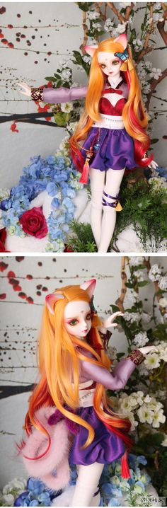 Ball jointed doll - Nine Tail Fox