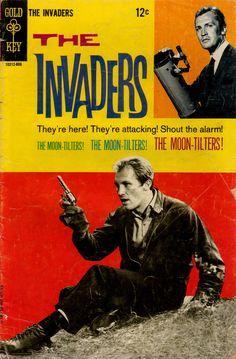 The Invaders #3 (Gold Key comics)