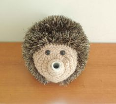 handmade Hedgehog tea cosy. Great in your by CraftyCornishMaids