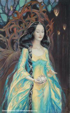 The Light of Valinor by ~ekukanova on deviantART