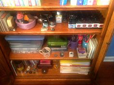 Organization Tips for Taming Out-of-Control Craft Rooms - Organize Art Supplies