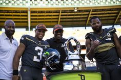 Pro Bowl MVP: Russell Wilson takes the trophy after strong performance