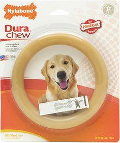 Nylabone DuraChew Ring Original Flavor Dog Toy