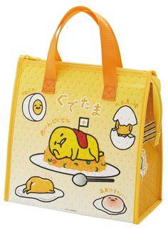 Gudetama+Bento+Lunch+Cooler+Bag