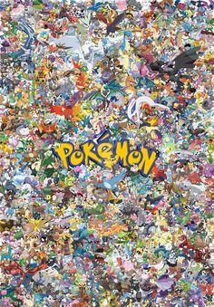 Bildresultat för pokemon poster¨