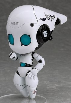 otamemo.   They'd have cute robots too, right? Some variety in the Vanguard. Though functionality is first and foremost.
