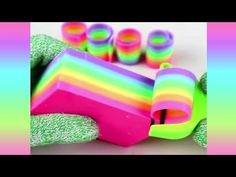 Clay Slime Mixing ASMR - Most Satisfying Slime Videos In The World Diy slime How to make slime Most satisfying slime videos in the world More satisfying the . Soap Slime, Diy Slime, Oddly Satisfying Videos, Satisfying Things, Slime Vids, Easy Slime Recipe, Homemade Art, How To Make Slime, Slime Asmr