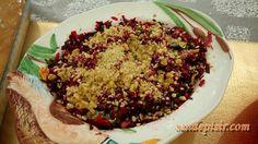 Meyveli Pancar Salatası Tarifi