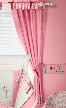 Girl Room Curtains On Pinterest Bedroom Girls Curtains And Ruffle Curtains