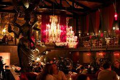 La Boheme venue and restaurant