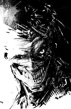 VVernacatola Art: Joker Sketch