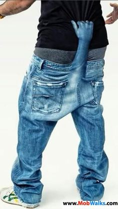 pull up ya pants son!