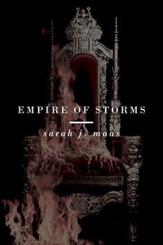 alternate covers: empire of storms [by rowaelin]