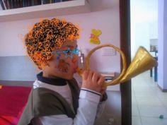 tutorial corno musicale