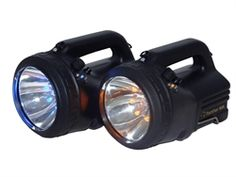 Nightsearcher Panther MA Signalling Lamp. The PANTHER MA series are variations of the PANTHER, suitable for situations that require a signalling options, combined with a high powered searchlights. #Torches, #Flashlights, #Torch, #Searchlight