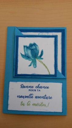 Carte Roselyne bonne continuation