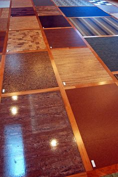 @Helen Palmer since we can't make a decision on flooring, I think we should go with every style available! Haha