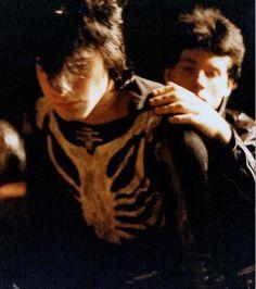 There there Glenn. Back rub? Ramones, Music Love, Rock Music, Beatles, Misfits Band, Angsty Teen, Danzig Misfits, Glenn Danzig, The Clash