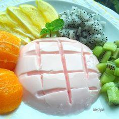 เตาหเยน ตามเทรนด #fruit #organic #healtyfood  #foodie #food #morning #breakfast #tofunny #diat #lowcal #lowcarb #healthy  #milk #ice by amepim