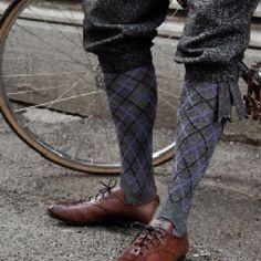 Tweed Run Fashion
