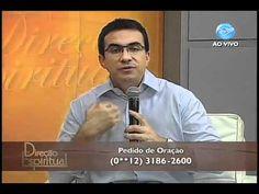Direção Espiritual - Você pode modificar o seu olhar diante das situações - 27/07/11 - Parte 1 - YouTube