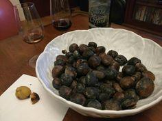 Castanhas Assadas #chestnuts #castanhas