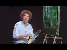 How to Paint a Forest of Birch Trees with Acrylics for Beginners - YouTube