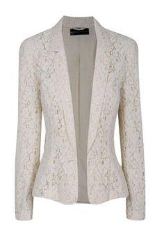 Lace blazer, Dorothy Perkins