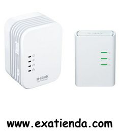 Ya disponible Powerline Dlink dHP w311av dual wireless   (por sólo 81.95 € IVA incluído):   - 2 adaptadores para construir su red - Standards     * IEEE 802.3     * IEEE 802.3u     * HomePlug AV     * IEEE 1901 - PowerLine interface     * Power plug (country-dependent) - Ethernet interface     * 10/100BASE-TX Ethernet port with Auto MDI/MDIX     * RJ-45 connector - Input Power     * 100V ~ 240V, 50/60 Hz     * 6 W maximum - PowerLine modulation scheme     * OFDM symbol mo